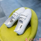 懶人鞋夏季薄款新款淺口透氣小白鞋女鞋子2021年春秋一腳蹬百搭懶人板鞋 芊墨 618大促