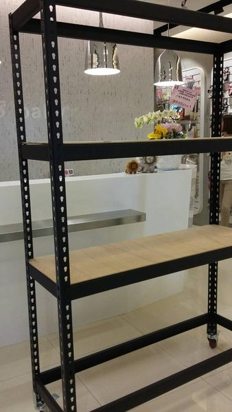 高雄免螺絲角鋼(訂製專區)角鐵 檔案架 書架 置物架 物料架 層架 收納櫃 倉儲架 陳列架