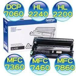※亮點OA文具館※brother DR-420 原廠感光滾筒--適用DCP-7060D,HL-2200/2240D,MFC-7360/7460DN/7860N