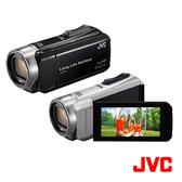 【贈64GB 記憶卡+原廠包】JVC Everio GZ-F170 三防 HD 數位攝影機 變焦麥克風 觸控螢幕【公司貨】