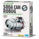 【4M】03266 科學探索-環保機械蟲 Soda Can Robug