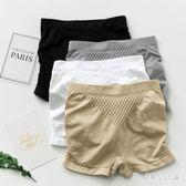 安全褲女夏季防走光夏天薄款肉色褲子 yu2392『俏美人大尺碼』