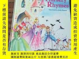 二手書博民逛書店My罕見favorite nursery rhymesY2067