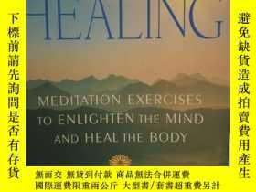 二手書博民逛書店Boundless罕見Healing:Meditation Ex