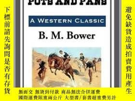 二手書博民逛書店Lords罕見of the Pots and PansY410016 B. M. Bower Start Pu