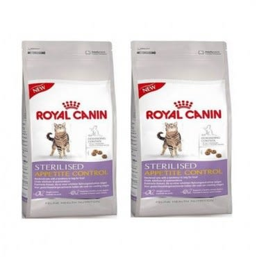 ROYAL CANIN 法國皇家 AS34 絕育貪嘴貓 貓飼料 2kg X 2包