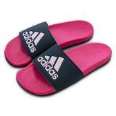 Adidas 愛迪達 ADILETTE COMFORT  運動拖鞋 CG3428 女 舒適 運動 休閒 新款 流行 經典