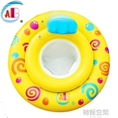 店長推薦 ABC嬰兒游泳圈寶寶腋下圈嬰幼兒童坐圈浮圈小孩座圈救生圈0-3-6歲