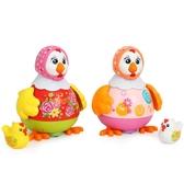 玩具718跳舞雞電動玩具萬向音樂動物嬰幼兒益智玩具0-1-2-3歲