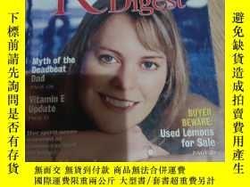 二手書博民逛書店readers罕見digest 讀者 處理打包 如圖Y45641