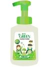 【綠的 GREEN】抗菌潔手慕斯 500ml