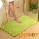 腳踏墊 雪尼爾衛浴吸水地墊地毯浴室衛生間門廳進門口腳踏防滑墊腳墊門墊【快速出貨】