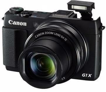 [ 全店紅 ] CAON G1X MARK II G1X2 WIFI NFC 上掀式螢幕 (平輸) 送16G全配