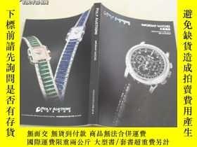 二手書博民逛書店2014保利香港拍賣----IMPORTANT罕見WATCHES