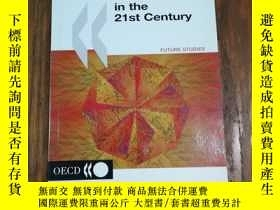 二手書博民逛書店Governance罕見in the 21st Century (Oecd Future Studies)Y1