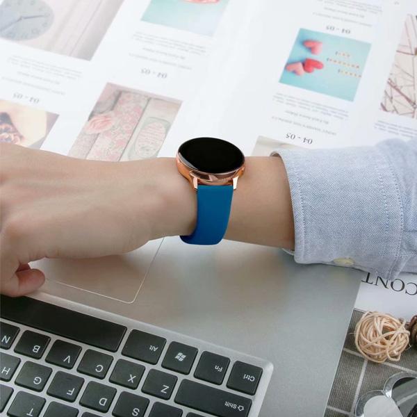 三星 active 軟矽膠錶帶 三星錶帶 矽膠錶帶 運動錶帶