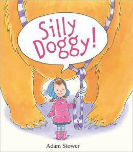 【麥克書店】SILLY DOGGY/ 英文繪本