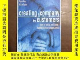二手書博民逛書店Creating罕見a company for customersY13255