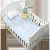 全館83折 嬰兒隔尿墊防水透氣可洗純棉紗布超大號寶寶新生兒童防漏可裸睡