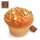 巧克力款【日本正版】杯子蛋糕 捏捏吊飾 吊飾 捏捏樂 軟軟 cafe de n squishy 捏捏 - 618757
