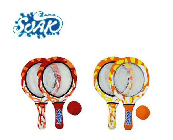 SOAK 水中玩具撈網球組-泳池/沙灘 趣味沉潛水尋寶玩具 增加戲水泳訓樂趣 材質柔軟 AN0512