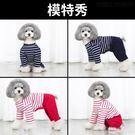 狗狗衣服泰迪四腳衣小型幼犬寵物