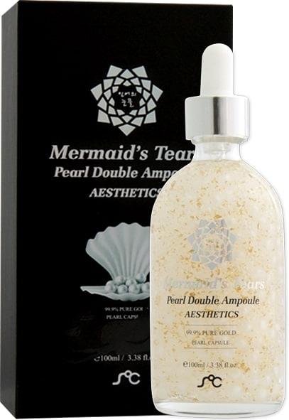 美人魚眼淚 雙倍珍珠美白安瓶 110ML Mermaid's Tears