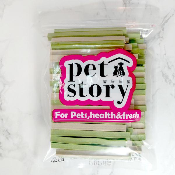 狗狗潔牙骨-十字條狀620g約50入夾鏈袋裝_純素磨牙點心 寵物全素零食 素食潔牙棒 元氣好料