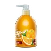 【快潔適 洗手乳】快潔適SD抗菌洗手乳-清新柑橘300ml