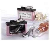 【想購了超級小物】婚禮小物高跟鞋開瓶器情人節 結婚用品回  小物