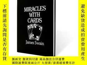 二手書博民逛書店Miracles罕見with Cards by James SwainY397772 James Swain