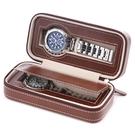 手錶收納盒 手表收納包手工手表皮包便攜式手表包腕表收納盒旅行手表包【快速出貨八折下殺】