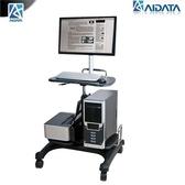 [富廉網] aidata LPD303P 3合1移動式桌上型電腦/筆電/LCD螢幕桌(附支架)(和順電通)