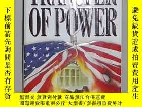 二手書博民逛書店英文原版罕見Transfer of Power by Vince