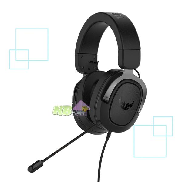 華碩 TUF GAMING H3 電競 耳機