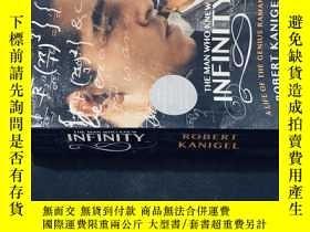二手書博民逛書店數學天才拉馬努金罕見英文原版 The Man Who Knew InfinityY258675