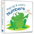 【Listen & Learn Series】Pop-Up & Learn Numbers(可愛互動立體書:有趣數字)(附美籍教師朗讀音檔)