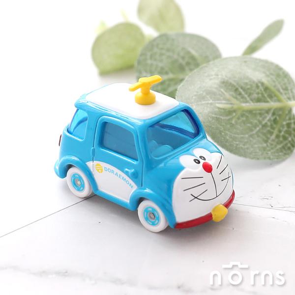 【日貨Tomica小汽車 哆啦A夢】Norns 日本多美小汽車No.143  Doraemon 小叮噹  玩具造型車