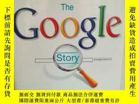 二手書博民逛書店谷歌的故事罕見David A. Vise:The Google