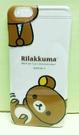 【震撼精品百貨】Rilakkuma San-X 拉拉熊懶懶熊~IPONE 6 PLUS手機殼-側躺圖案