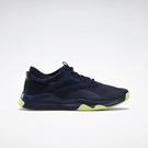 Reebok Reebok Hiit Tr [GX5161] 男鞋 訓練鞋 運動 休閒 健身 舒適 透氣 黑 黃