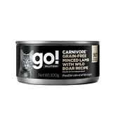 go! 德國貓罐-嫩絲無穀能量羊-100g