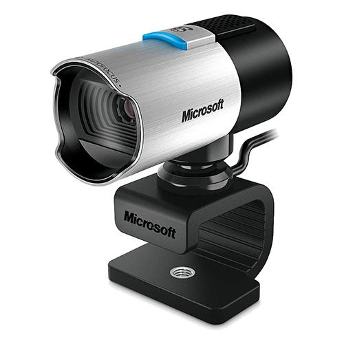 【防疫專區/遠端會議教學】Microsoft 微軟 LifeCam Studio 網路攝影機