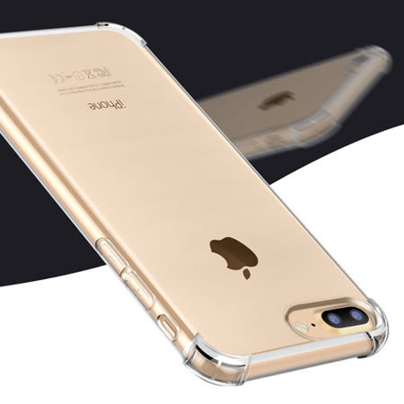 iPhone 7/7 Plus 防摔加強氣墊空壓殼 全透明 TPU 軟殼 保護殼 保護套 手機殼 蘋果7 i7