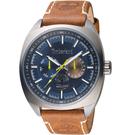 Timberland街頭勁酷時尚手錶 TBL.15931JSU/03 藍