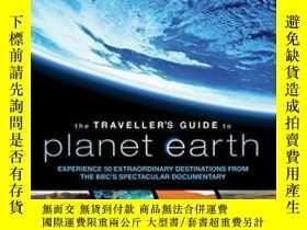 二手書博民逛書店Lonely罕見Planet The Traveller s Guide To Planet EarthY36