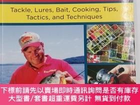 二手書博民逛書店The罕見Crappie Fishing Handbook: Tackles, Lures, Bait, Cook