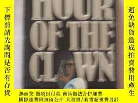 二手書博民逛書店HOUR罕見OF THE CLOWNY19285 AMOS AR