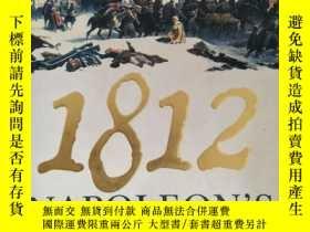 二手書博民逛書店Moscow罕見1812: Napoleon s Fatal M