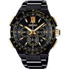 SEIKO Brightz 太陽能電波限量腕錶-43mm 8B92-0AG0SD(SAGA212J)
